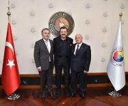 Çaycuma TSO, TOBB Başkanı Hisarcıklıoğlu'nu Ziyaret Etti