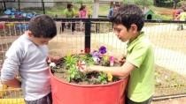 İSMAIL YAVUZ - 'Çiçek Kitap Durağı' İle Okuma Oranı Arttı
