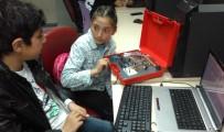 ÇOCUK MECLİSİ - Çocuk Meclisinde Robotik, Kodlama Ve Üç Boyutlu Tasarım Eğitimi