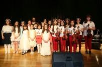 ÇOCUK KOROSU - Çocuklardan 23 Nisan Konseri