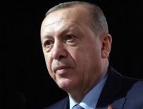 AHMET DAVUTOĞLU - Erdoğan'dan Abdullah Gül yorumu