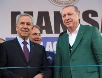 AHMET DAVUTOĞLU - Cumhurbaşkanı Erdoğan Bülent Arınç ile görüşüyor