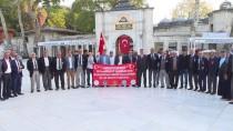 DOLMABAHÇE SARAYı - Diyarbakırlı Şehit Yakınları Ve Gaziler İstanbul'da