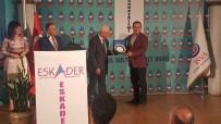 HASAN ÇELEBI - ESKADER 2017 Kültür Sanat Ödülleri Sahiplerini Buldu