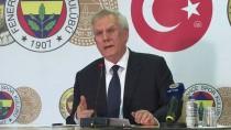 OĞUZHAN ÖZYAKUP - Fenerbahçe Kulübünün Basın Toplantısı (1)