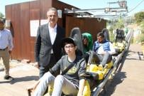 ESKIHISAR - Gebzeli Çocuklar, 23 Nisan'ı Aksiyon Parkı'nda Kutladı