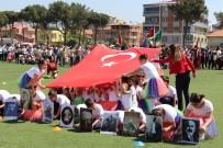 ÇOCUK ŞENLİĞİ - Germencik'te Çocuklar Doyasıya Eğlendi