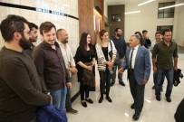 SAĞLIK SEKTÖRÜ - İnşaat Mühendisleri Başkan Büyükkılıç'ı Ziyaret Etti