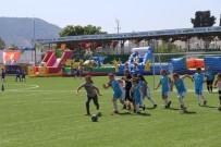 BODRUM KAYMAKAMI - İsmail Altındağ Anısına Çocuk Futbol Festivali Düzenlendi