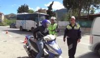 MODIFIYE - Isparta'da Polis Sürücülere Göz Açtırmadı