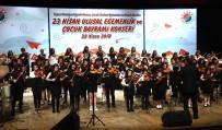 HAKAN TÜTÜNCÜ - Kepezli Çocuklardan 23 Nisan Konseri