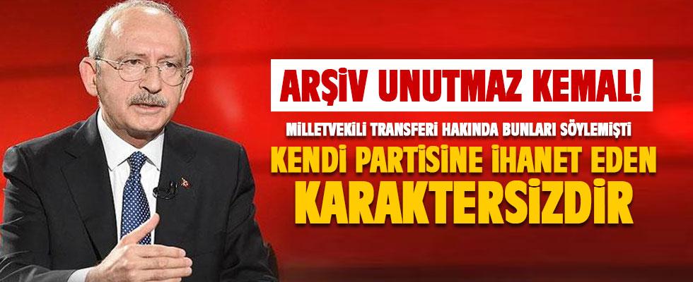 Kılıçdaroğlu, 15 milletvekili vererek sözünü çiğnedi