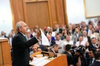 SEÇIM BARAJı - Kılıçdaroğlu Açıklaması 'Bütün Siyasi Partilerin Liderlerine Sesleniyorum, Biz Her Türlü Özveride Bulunmaya Hazırız' (1)