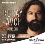 KORAY AVCı - Koray Avcı Ankaralı hayranlarıyla buluşacak