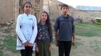 MEHMET ALİ YILDIRIM - Köylü Çocuklar Kendi İmkanlarıyla Kısa Film Çekti