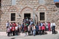 ESKIGEDIZ - 'Küçük Seyyahlar Gediz'i Geziyor' Projesi
