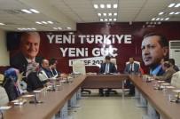 VESİKALIK FOTOĞRAF - Manisa AK Parti'de Milletvekili Aday Adaylığı Başvuruları