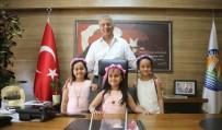 ÇOCUK BAYRAMI - Mezitli'de 23 Nisan Kutlamaları Renkli Görüntülere Sahne Oldu