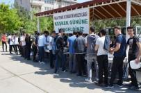 Milas'ta Öğrenciler Geleneksel Keşkek Gününde Buluştu