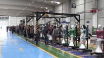 ÜÇÜNCÜ HAVALİMANI - 'Mini Robot Ada' Üçüncü Havalimanı'nda Göreve Talip