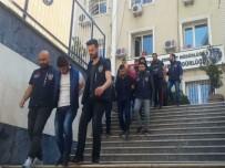 FATIH SULTAN MEHMET KÖPRÜSÜ - Motosikletli Kuryeleri Hedef Alan Gasp Çetesi Çökertildi