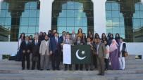 İSLAM ÜNİVERSİTESİ - Pakistanlı Öğrencilerden, Selçuk Üniversitesi'ne Ziyaret