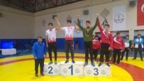 MUSTAFA YıLMAZ - Pazarlar Anadolu Lisesi'nden Sporda Bir Başarı Daha