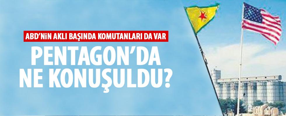 Pentagon'daki Türkiye tartışmasında ne konuşuldu?