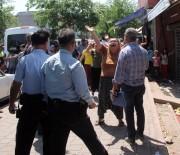 Polis Lince Karşı Etten Duvar Ördü