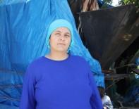 DAYAK - Saldırıya Uğrayan Hamile Kadın Dehşet Anlarını Anlattı