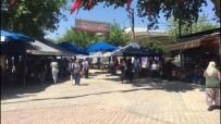 BAZLAMA - Sarıkemerli Kadınlar Çakırbeyli Pazarına Gitti