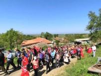 NURI ÖZDER - Şehit Polis Ahmet Can Anısına Yürüdüler