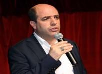 KAHRAMANLıK - Sözen'den CHP'li Özgür Özel'in Sözlerine Tepki