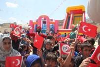 YERYÜZÜ DOKTORLARI - Suriye'de Savaşın Çocukları Gönüllerince Eğlendi