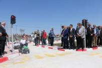 ŞERIF YıLMAZ - Tefenni'de Trafik Eğitim Parkı Açıldı