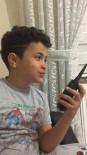 ÇOCUK BAYRAMI - Telsiz İle 23 Nisan Ulusal Egemenlik Ve Çocuk Bayramını Kutladılar