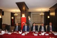 TRAFİK SORUNU - Trafik Güvenliği Stratejisi Ve Eylem Planı Bölge Değerlendirme Toplantısı Yapıldı