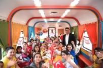 HAKAN TÜTÜNCÜ - Tren Kütüphane Hizmete Açıldı