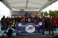 TÜRKIYE BISIKLET FEDERASYONU - 'UCI Dağ Bisikleti Avrupa Şampiyonası' Yarışları Konya'da Yapıldı