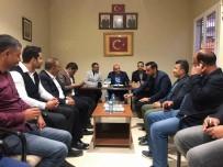 TÜRK SAĞLıK SEN - Ülkü Ocaklar Genel Başkanı Olcay Kılavuz Nurdağı'nda
