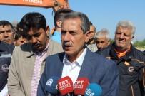 RECEP AKDAĞ - Vali Kalkancı'dan Depremle İlgili Açıklama