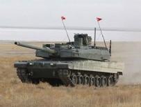 SAVUNMA SANAYİ MÜSTEŞARLIĞI - Altay tankı ihalesi sonuçlandı