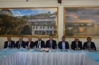 SELAMI KAPANKAYA - 22. Uluslararası Türk Dünyası Hizmet Ödülleri Niksar'da Verilecek