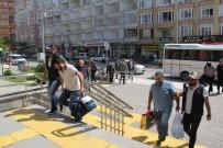 ASKERİ ÖĞRENCİ - 7 İldeki 'Kripto' FETÖ Operasyonunda Zanlılar Adliyeye Sevk Edildi