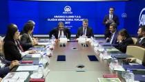 ŞEHİTLERİ ANMA GÜNÜ - AA'nın Yıllık Olağan Genel Kurul Toplantısı Yapıldı