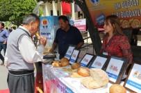HALK EKMEK - Adanalıya 11 Çeşit Ekmek