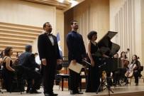 NEVIT KODALLı - Adıyaman Filarmoni Orkestrası Mersin'de