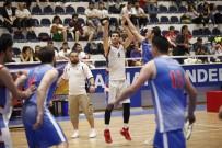 İZMIR EKONOMI ÜNIVERSITESI - Adnan Menderes Üniversitesi Basketbolda Zirvede