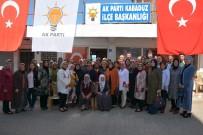 AK Parti Kabadüz İlçe Kadın Kolları Olağan Kongresi