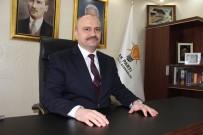ÖZGÜR ÖZEL - AK Parti'li Mersinli'den Özel'e Sert Eleştiri